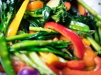 外食に見る海外の植物性料理01