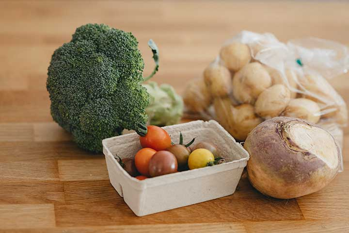 1日の野菜摂取量は350g