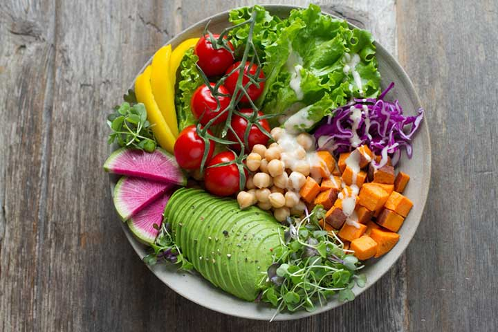 プラントベースフードは100%植物性食品